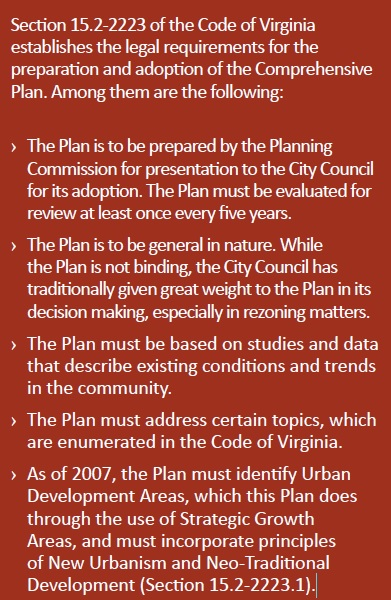 Comp Plan Rules